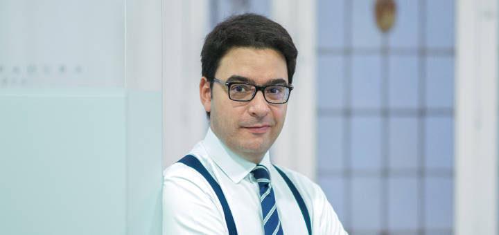 Gabriel Santos, socio de Vázquez Padura Abogados